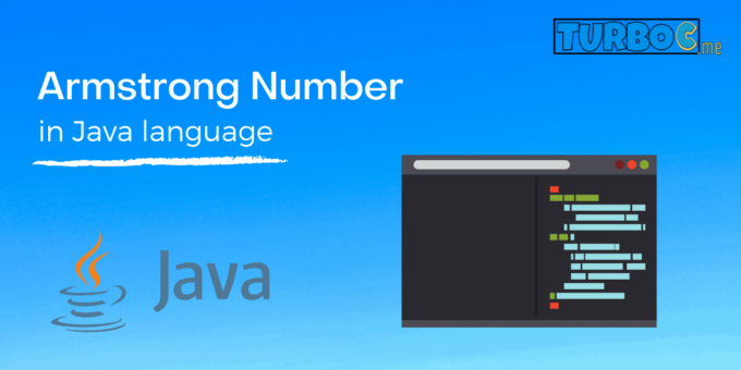 Armstrong Number In Java